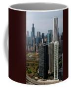 Chicago Harbor Point Coffee Mug