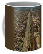 Chicago Highways 01 Coffee Mug