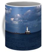 Chicago Illinois Harbor Lighthouse Early Evening Usa Coffee Mug