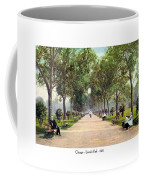 Chicago - Lincoln Park - 1910 Coffee Mug