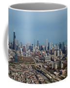 Chicago Looking North 01 Coffee Mug