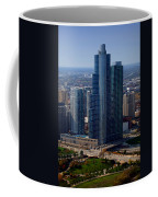 Chicago Modern Skyscraper Coffee Mug