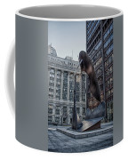 Chicago Picasso Coffee Mug by Mike Burgquist