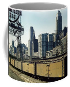 Chicago Railway Freight Terminal - 1943 Coffee Mug