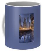 Chicago Reflected Coffee Mug