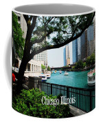 Chicago River Front Coffee Mug