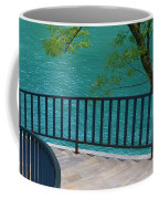 Chicago River Green Coffee Mug