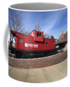 Chicago Rock Island Caboose Coffee Mug