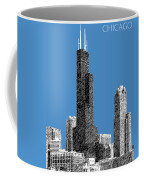 Chicago Sears Tower - Slate Coffee Mug