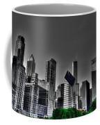 Chicago Skyline 1 Bwc Coffee Mug