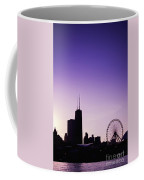 Chicago Skyline Iv Coffee Mug