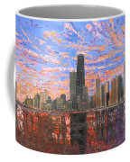 Chicago Skyline - Lake Michigan Coffee Mug