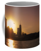 Chicago Skyline V Coffee Mug