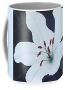 Chicago Snow White Lusterlily Coffee Mug
