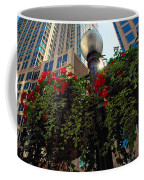 Chicago Street Light Coffee Mug