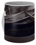 Chicago Structure Bw Coffee Mug