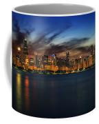 Chicago Sunset Coffee Mug