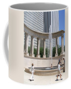 Chicago Tourism Coffee Mug