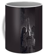 Chicago Water Tower Panorama B W Coffee Mug by Steve Gadomski