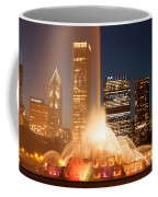 Chicago's Buckingham Fountain Coffee Mug