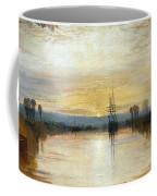 Chichester Canal Coffee Mug