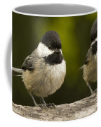 Chickadee Dee Dee Coffee Mug by Jean Noren