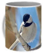 Chickadee On A Bright Day  Coffee Mug