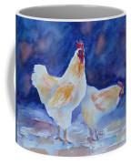 Chicken Duo Coffee Mug