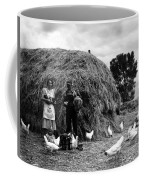 Chicken Farmers, 1939 Coffee Mug