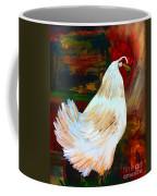 Chicken--yard Bird Impression Coffee Mug