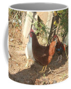 Chickens In The Pin Coffee Mug