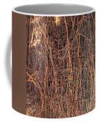 Chickenwire Rusty Coffee Mug
