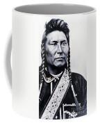 Chief Joseph Nez Perce Leader Coffee Mug