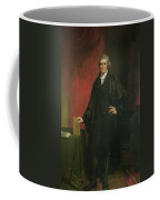 Chief Justice Marshall Coffee Mug by Chester Harding