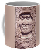 Chief-kicking-bird Coffee Mug