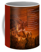 Chief Shabbona And The Ten Indian Commandments Coffee Mug