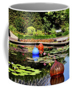Chihuly Ball Lily Pond Coffee Mug