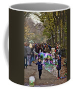 Children And Big Bubbles Coffee Mug