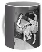 Children Doing Housework Coffee Mug