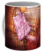 Children - It's A Girl Coffee Mug by Mike Savad