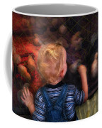 Children - Look At The Baby Coffee Mug by Mike Savad