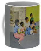 Children's Attention Span  Coffee Mug