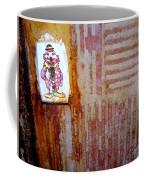 Children's Ward Clown Light Switch Coffee Mug