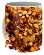 Chili Pepper Flakes Coffee Mug