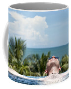 Chilled In Paradise Coffee Mug