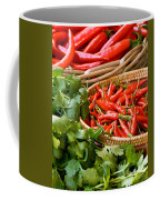 Chillies 04 Coffee Mug