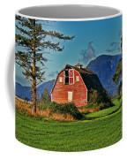 Chilliwack Barn Coffee Mug