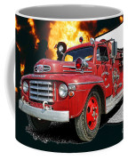 Chilliwack Fire-coming Out Into The Fire Coffee Mug