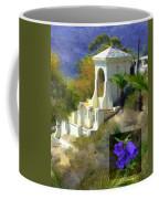 Chimes Tower Bell Flower Coffee Mug