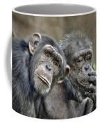 Chimp Couple Coffee Mug